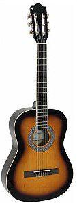 Dimavery AC-303 Gitara klasyczna 3/4 sunburst 26242036
