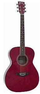 Dimavery AW-303 western-guitar, Red, gitara akustyczna 26242003