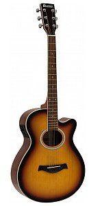 Dimavery AW-400 Gitara western cutaway sunburst 26235086