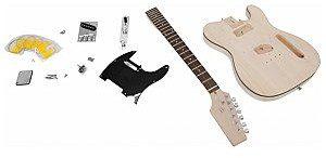 Dimavery DIY TL-10 Zestaw do budowy gitary elektrycznej 26255835