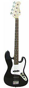 Dimavery JB-302 E-Bass, black, gitara basowa 26222010