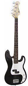Dimavery PB-320 E-Bass, black, gitara basowa 26221010