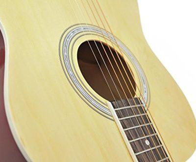 Dimavery S.S.GmbH AW-303 gitara zachodnia naturalna 26242009