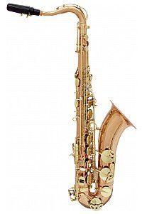 Dimavery Saksofon tenorowy, złoty 26502381