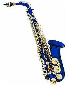 Dimavery SP-30 Eb saksofon altowy, blue 26502370