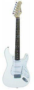 Dimavery ST-203 E-Guitar, white, gitara elektryczna 26211020
