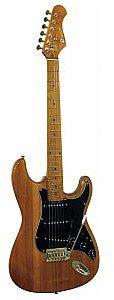 Dimavery ST-303 E-Guitar, amber, gitara elektryczna 26211150