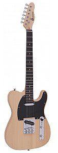 Dimavery TL-401 E-Guitar, nature - Gitara elektryczna 26214055