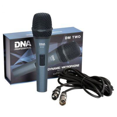 DNA DNA DM TWO mikrofon wokalowy + przewód 5 m
