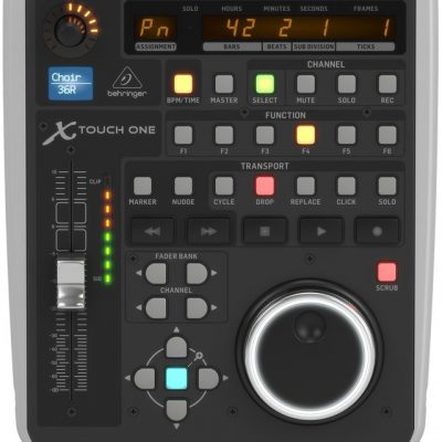 DPA Microphones Behringer X-TOUCH ONE - Kontroler