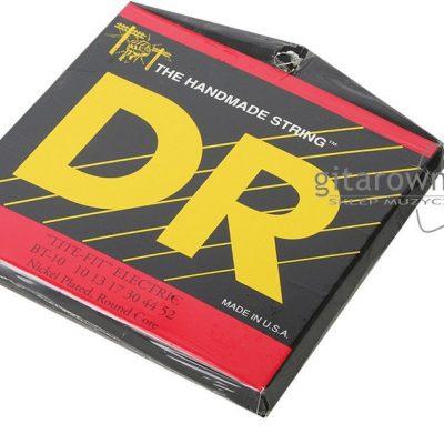 DR struny do gitary elektrycznej TITE FIT BT-10 .10- .52 BT10