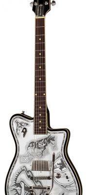 Duesenberg Alliance Johnny Depp gitara elektryczna