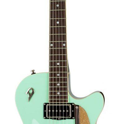 Duesenberg Starplayer TV Surf Green - gitara elektryczna