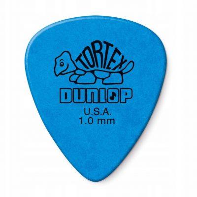 Dunlop 418R Tortex Standard 1,00mm Kostka Gitarowa