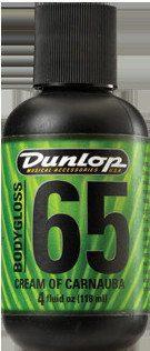 Dunlop 65 Bodygloss Cream of Carnauba środek do pielęgnacji gitar 6574