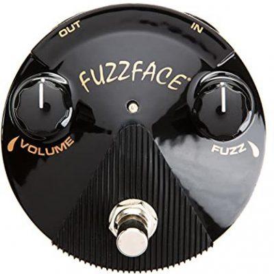 Dunlop DL E FFM 4 Joe Bonamassa Fuzz Face Mini JD-EFX-FFM4