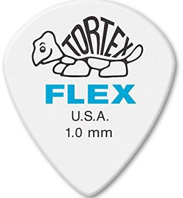 Dunlop Jim 466P100 Médiators Tortex Flex Jazz III XL 1,00 mm worek de 12 ADU 466P100