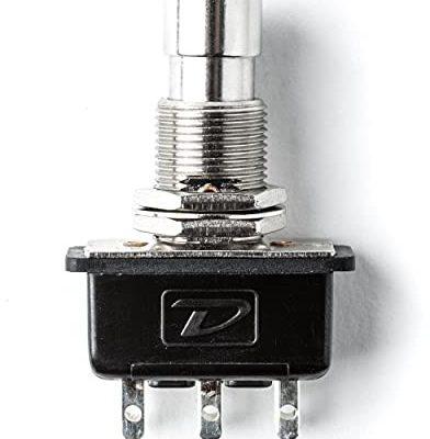 Dunlop Other ECB035 przełącznik DPDT Lug BTM 19300303500