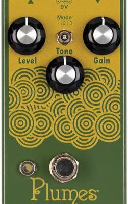 EarthQuaker Devices Devices Plumes - efekt gitarowy