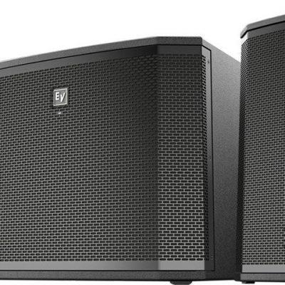 Electro-Voice 2x ETX15P + ETX18SP - zestaw nagłośnieniowy aktywny