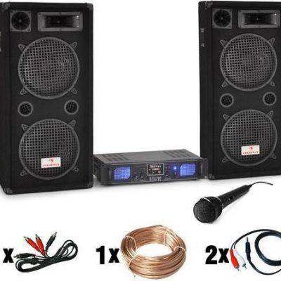 Electronic-Star DJ-27