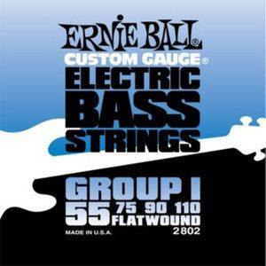 Ernie Ball 2802 stuny do gitary basowej 55-110