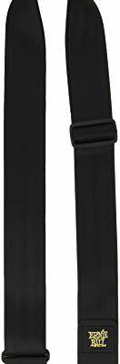 Ernie Ball 5 cm pas bezpieczeństwa pas bezpieczeństwa pasek - czarny P04139