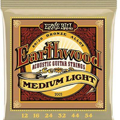 Ernie Ball earthw eb2003blender 012054 strun Western gitara 2003