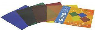 Eurolite Colour-foil set 19x19cm, four colors