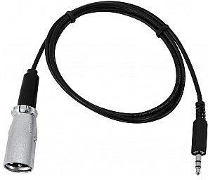 EUROLITE DMX Adapter IN Jack 3,5/XLR 1m 51916211