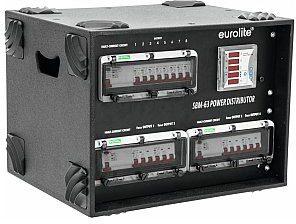 EUROLITE SBM-63 Power Distributor Rozdzielnia mobilna