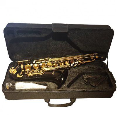 Ever Play ST-700 saksofon tenorowy czarny