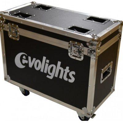 Evolights EVOLIGHTS iQ 132 B case  na 2 szt. głów ruchomych