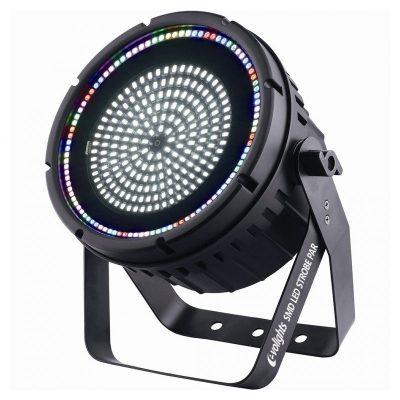Evolights EVOLIGHTS SMD LED STROBE PAR stroboskop efekt LED