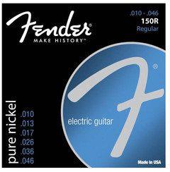 Fender 150R struny do gitary elektrycznej 10-46