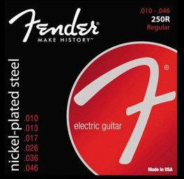 Fender 250R struny do gitary elektrycznej 10-46
