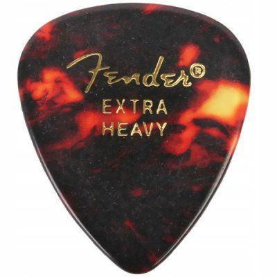 Fender 451 Classic Shell Extra Heavy kostka
