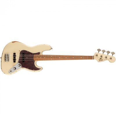 Fender 60 Anniversary Road Worn Jazz Bass PF OWT