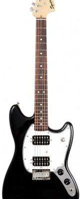 Fender BULLET MUSTANG HH BLK WYPRZEDAŻ