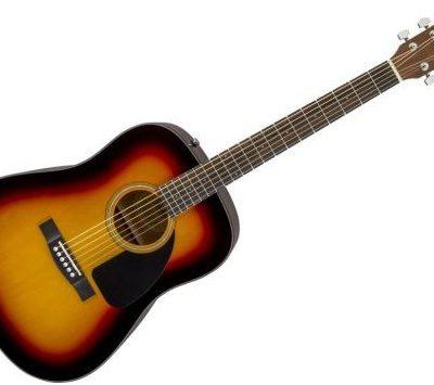 Fender CD-60 Dread V3 SB