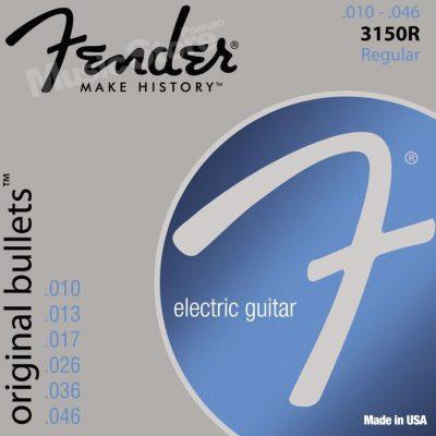 Fender Original bullets 3150R 10-46