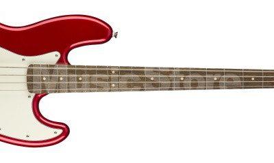 Fender Squier Squier cont Jazz Bass LRL MET RD