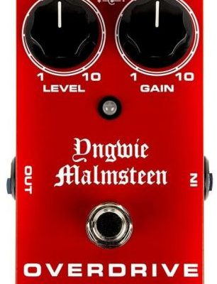 Fender YJM Overdrive Yngwie Malmsteen