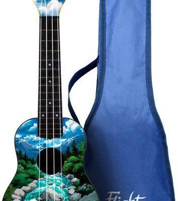 Flight FLIGHT TUS30 SLO - ukulele sopranowe