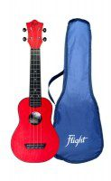 FLIGHT FLIGHT TUS35 RD ukulele sopranowe