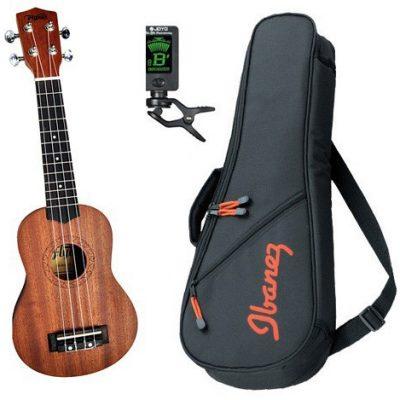 Flycat Flycat C10S - ukulele sopranowe + pokrowiec + stroik