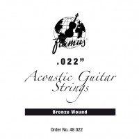 Framus Bronze struna pojedyncza do gitary akustycznej 022 wound