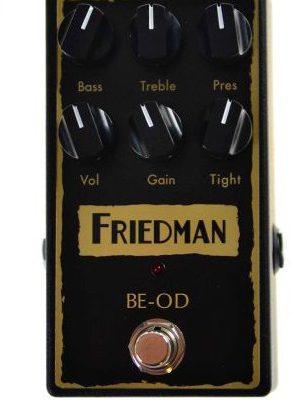 Friedman Friedman BE-OD