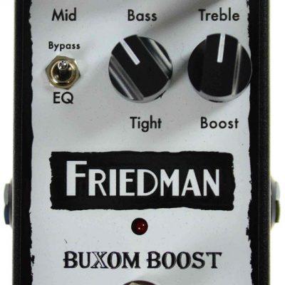 Friedman Friedman Buxom Boost efekt gitarowy