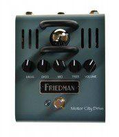 Friedman Friedman Motor City Drive lampowy efekt gitarowy